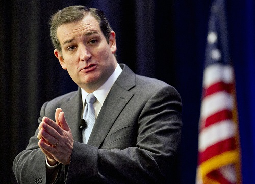 AP TED CRUZ POLICY GROUP A USA TX