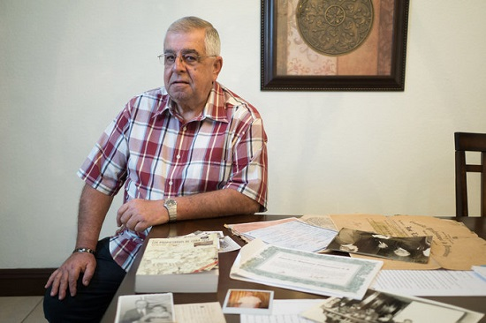 José Ramón López, 62, the exiled heir to the Havana airport and to Cuba's national airline