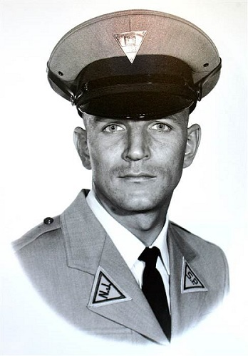 New Jersey State Trooper Werner Foerster, who was killed during a stop on the New Jersey Turnpike in 1973